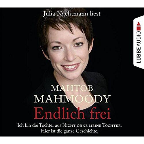 Mahtob Mahmoody - Endlich Frei - Preis vom 20.10.2020 04:55:35 h