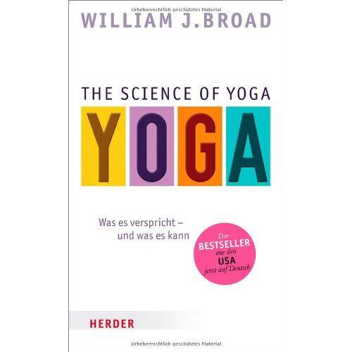 Broad, William J. - The Science of Yoga: Was es verspricht - und was es kann - Preis vom 13.05.2020 05:03:31 h