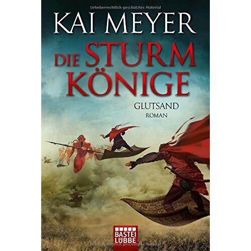 Kai Meyer - 1001-Nacht-Trilogie: Die Sturmkönige - Glutsand: Roman. Cinemascope-Ausgabe - Preis vom 07.05.2021 04:52:30 h