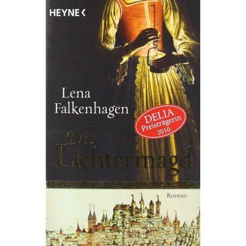 Lena Falkenhagen - Die Lichtermagd: Historischer Roman - Preis vom 05.09.2020 04:49:05 h