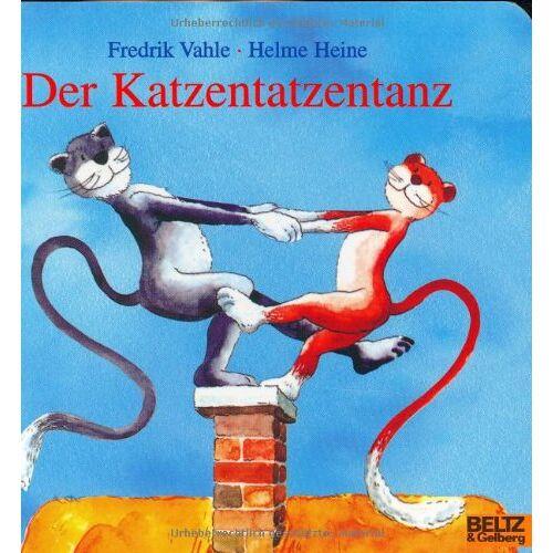 Helme Heine - Der Katzentatzentanz - Preis vom 05.05.2021 04:54:13 h