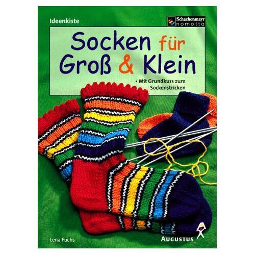 Lena Fuchs - Socken für Groß und Klein - Preis vom 14.04.2021 04:53:30 h