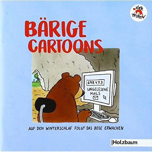 Clemens Ettenauer - Bärige Cartoons - Preis vom 08.05.2021 04:52:27 h