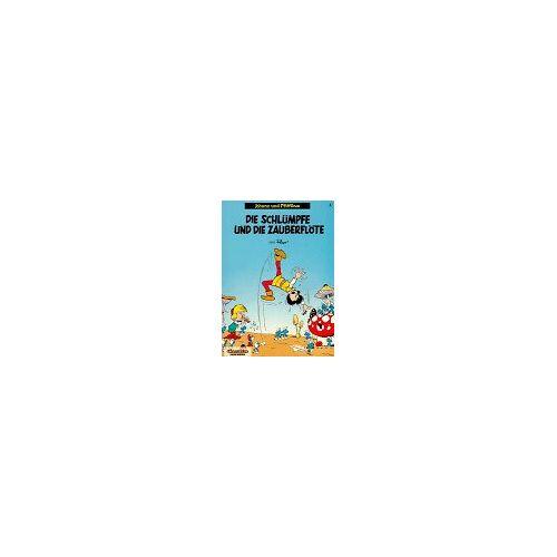 Peyo - Johann und Pfiffikus, Bd.1, Die Schlümpfe und die Zauberflöte - Preis vom 26.11.2020 05:59:25 h