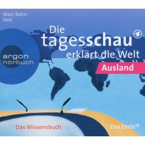 Marc Die Tagesschau erklärt die Welt: Ausland (2 CDs) - Preis vom 14.04.2021 04:53:30 h