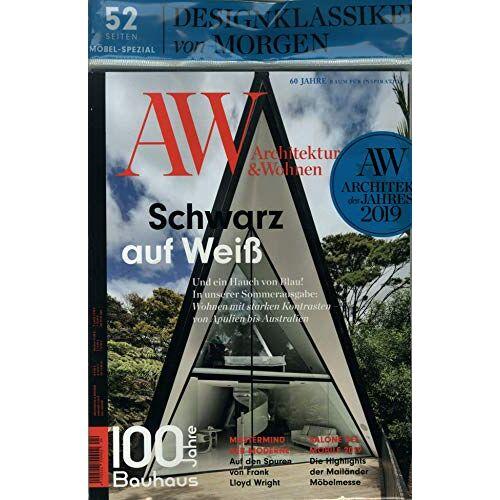 A&W ARCHITEKTUR UND WOHNEN - A&W ARCHITEKTUR UND WOHNEN 4/2019 Schwarz auf Weiß - Preis vom 20.10.2020 04:55:35 h