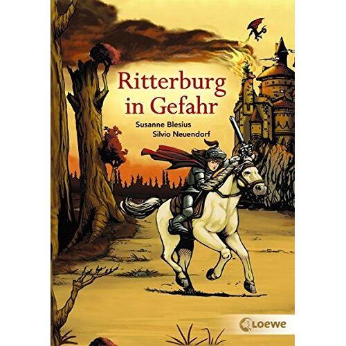 Susanne Blesius - Lesetiger - Ritterburg in Gefahr - Preis vom 06.05.2021 04:54:26 h