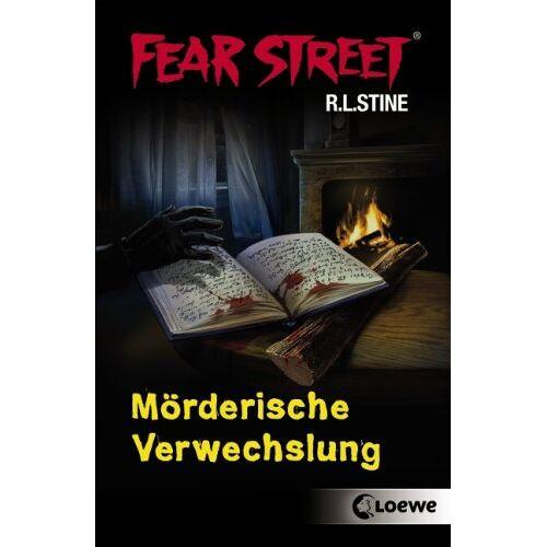 Stine, R. L. - Fear Street. Mörderische Verwechslung - Preis vom 18.04.2021 04:52:10 h