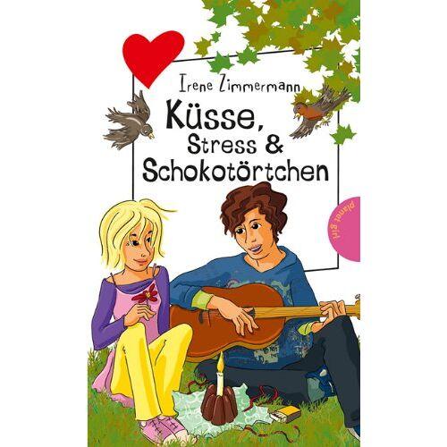 Irene Zimmermann - Küsse, Stress & Schokotörtchen - Preis vom 27.02.2021 06:04:24 h
