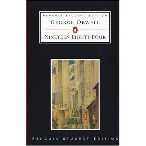 George Orwell - Nineteen Eighty-Four. Text mit Materialien. (Lernmaterialien) - Preis vom 11.05.2021 04:49:30 h