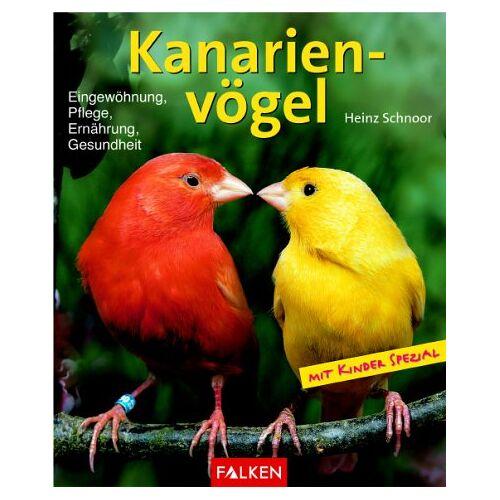 Heinz Schnoor - Kanarienvögel - Preis vom 26.01.2021 06:11:22 h