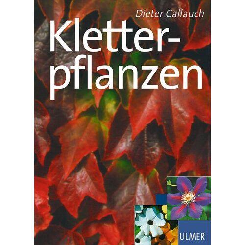 Rolf Callauch - Schöne Kletterpflanzen - Preis vom 07.03.2021 06:00:26 h