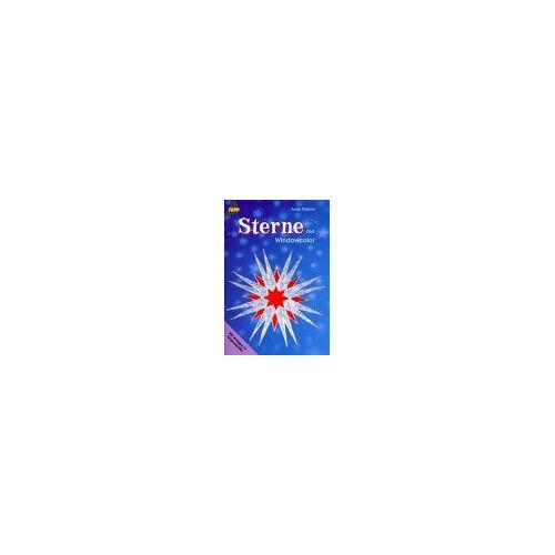 Armin Täubner - Sterne aus Windowcolor - Preis vom 23.02.2021 06:05:19 h