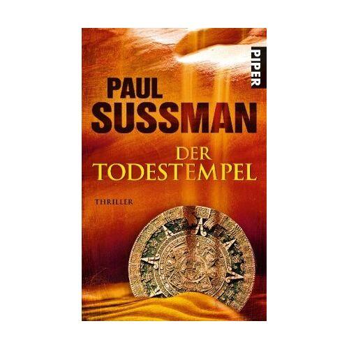 Paul Sussman - Der Todestempel: Thriller - Preis vom 12.04.2021 04:50:28 h
