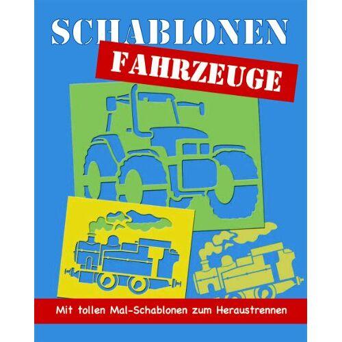 Martin Sanders - Schablonen Fahrzeuge - Preis vom 05.03.2021 05:56:49 h