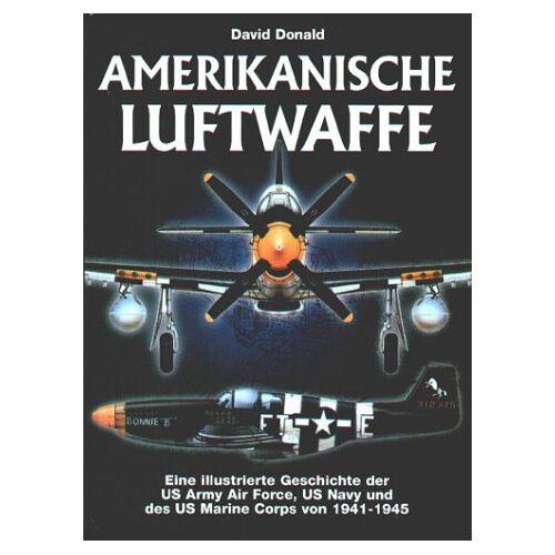 David Donald - Amerikanische Luftwaffe - Preis vom 21.10.2020 04:49:09 h