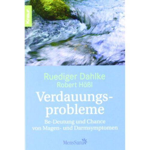 Rüdiger Dahlke - Verdauungsprobleme: Be-Deutung und Chance von Magen- und Darmsymptomen - Preis vom 28.02.2021 06:03:40 h