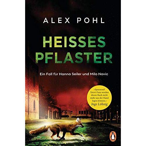 Alex Pohl - Heißes Pflaster: Ein Fall für Hanna Seiler und Milo Novic (Ein Fall für Seiler und Novic, Band 2) - Preis vom 20.10.2020 04:55:35 h