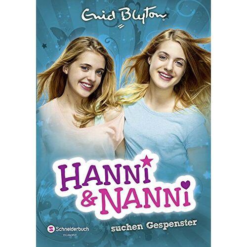 Enid Blyton - Hanni und Nanni, Band 07: Hanni und Nanni suchen Gespenster - Preis vom 18.04.2021 04:52:10 h