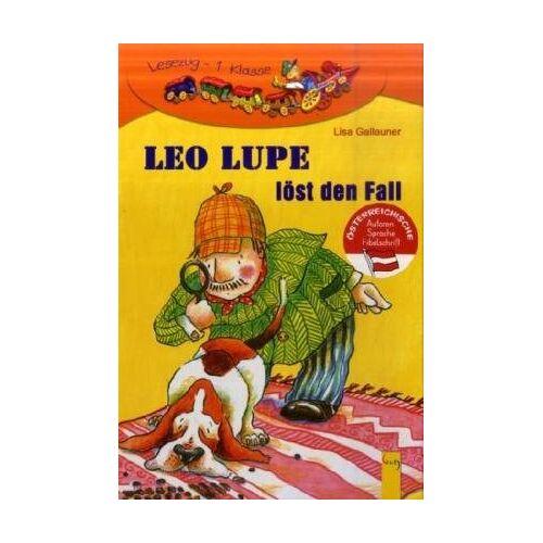 Lisa Gallauner - Leo Lupe löst den Fall: Ich-lese-selbst-Bücher - Preis vom 14.05.2021 04:51:20 h