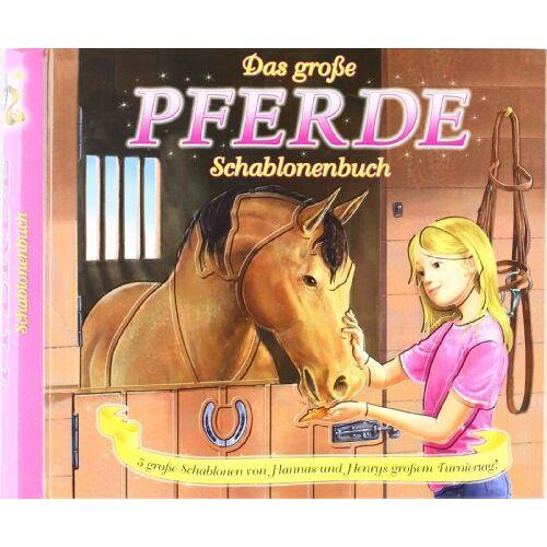 - Das große Pferde-Schablonenbuch - Preis vom 12.05.2021 04:50:50 h