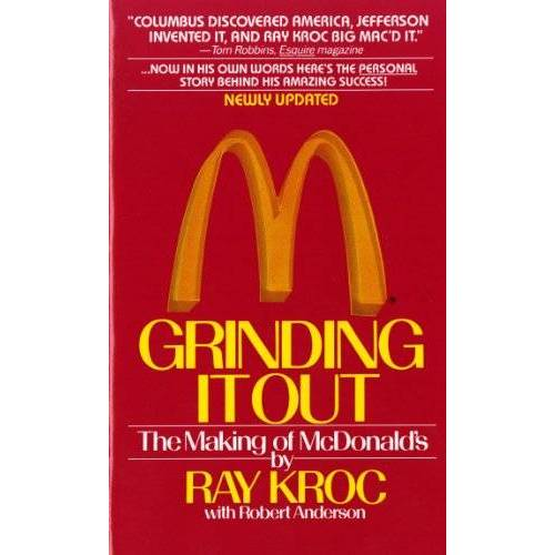 Ray Kroc - Grinding It Out: The Making of Mcdonalds - Preis vom 18.04.2021 04:52:10 h