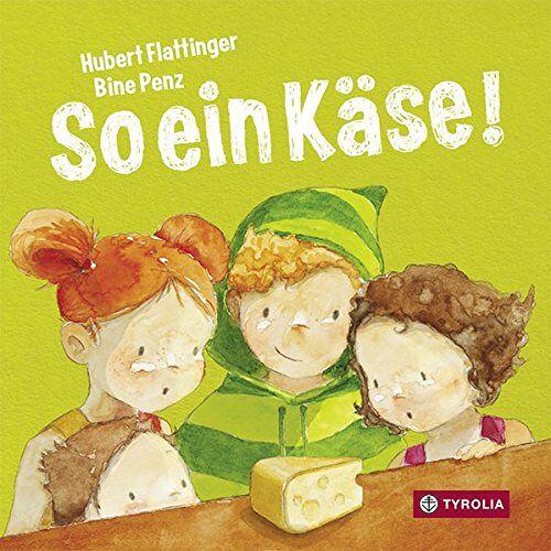 Hubert Flattinger - So ein Käse! - Preis vom 20.10.2020 04:55:35 h