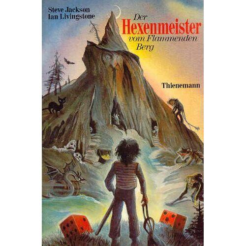 Jackson Der Hexenmeister vom flammenden Berg - Preis vom 12.05.2021 04:50:50 h