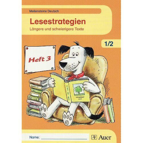 - Meilensteine Deutsch - Lesestr - Preis vom 04.12.2020 06:06:01 h