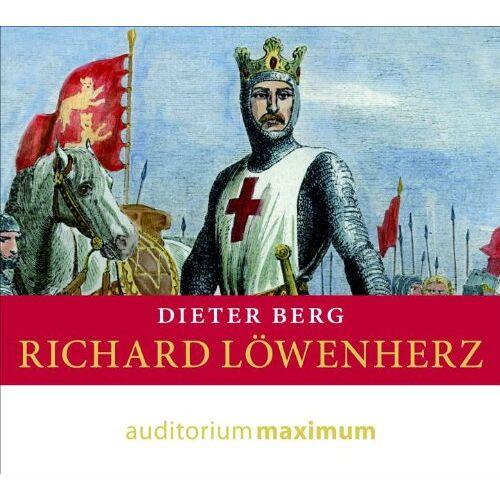 Dieter Berg - Richard Löwenherz - Preis vom 08.05.2021 04:52:27 h