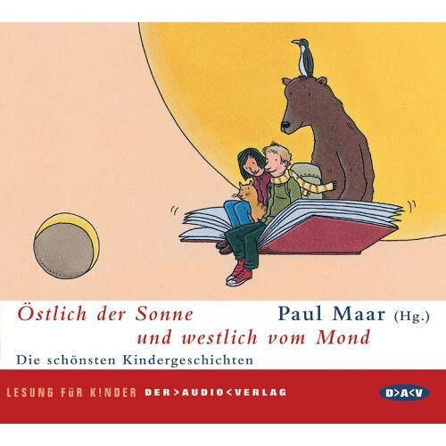 Paul Maar - Östlich der Sonne und westlich vom Mond. 2 CDs: Die schönsten Kindergeschichten - Preis vom 16.05.2021 04:43:40 h