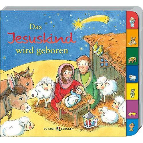 Reinhard Abeln - Das Jesuskind wird geboren - Preis vom 03.05.2021 04:57:00 h