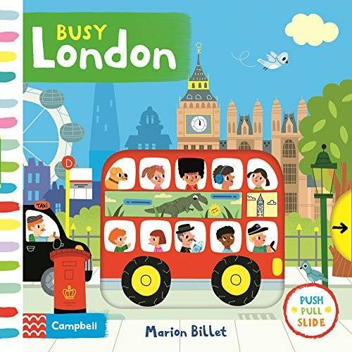 Marion Billet - Busy London (Busy Books, Band 33) - Preis vom 08.03.2021 05:59:36 h