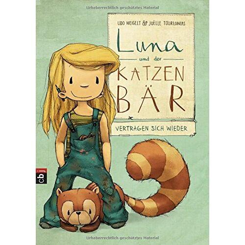 Udo Weigelt - Luna und der Katzenbär vertragen sich wieder (Die Katzenbär-Reihe, Band 2) - Preis vom 13.04.2021 04:49:48 h