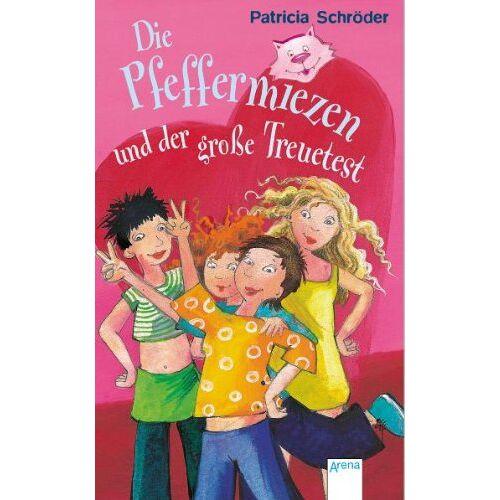 Patricia Schröder - Die Pfeffermiezen und der große Treuetest - Preis vom 20.10.2020 04:55:35 h