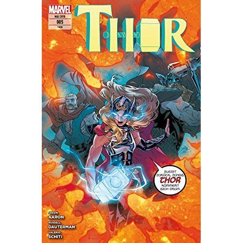 Jason Aaron - Thor: Bd. 5 (2. Serie): Krieg der Thors - Preis vom 21.01.2020 05:59:58 h