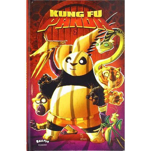 DreamWorks - Kung Fu Panda, Band 02: DreamWorks - Preis vom 20.10.2020 04:55:35 h