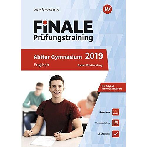Lara Jost - FiNALE Prüfungstraining Abitur Baden-Württemberg: Englisch 2019 - Preis vom 10.05.2021 04:48:42 h
