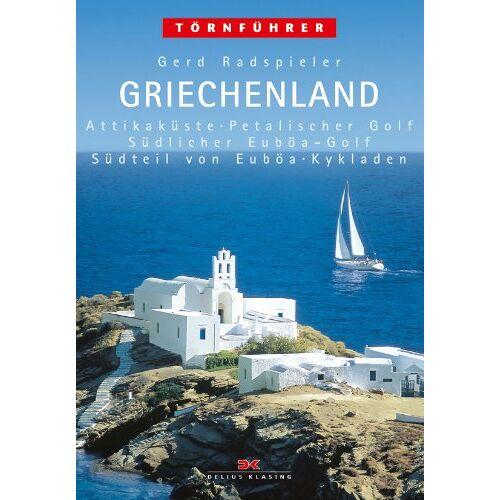 Gerd Radspieler - Griechenland 2: Attikaküste, Petalischer Golf, Südlicher Euböa-Golf, Südteil von Euböa, Kykladen - Preis vom 10.05.2021 04:48:42 h
