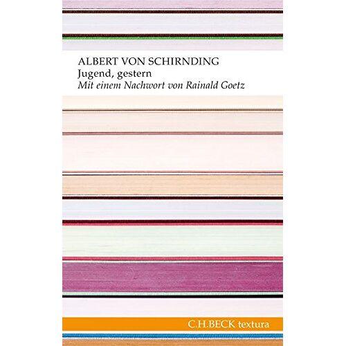 Albert Schirnding - Jugend, gestern - Preis vom 14.04.2021 04:53:30 h