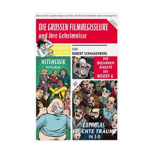 Robert Schnakenberg - Die grossen Filmregisseure und ihre Geheimnisse - Preis vom 18.04.2021 04:52:10 h