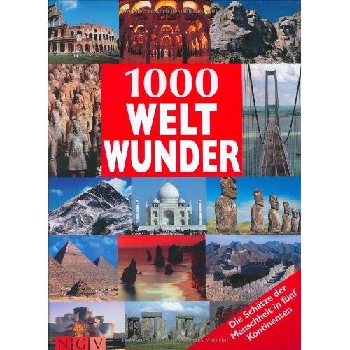 Friedemann Bedürftig - 1000 Weltwunder (Bookmart) - Preis vom 16.04.2021 04:54:32 h