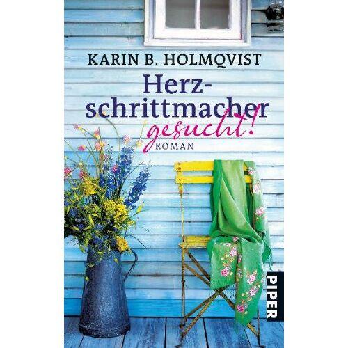 Holmqvist, Karin B. - Herzschrittmacher gesucht!: Roman - Preis vom 15.04.2021 04:51:42 h