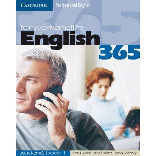Bob Dignen - English 365. Pre-Intermediate: English 365. Bd. 1. Student's Book: For Work and Life. Pre-Intermediate. A2 - Preis vom 06.09.2020 04:54:28 h