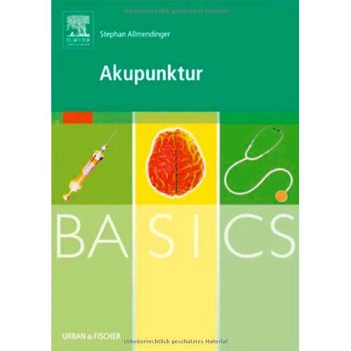 Stephan Allmendinger - BASICS Akupunktur - Preis vom 10.04.2021 04:53:14 h