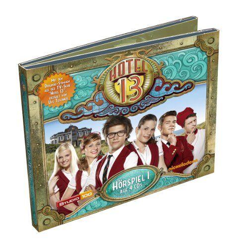 Hotel 13 - Hotel 13-Hörspiel CD Band 1 - Preis vom 22.04.2021 04:50:21 h