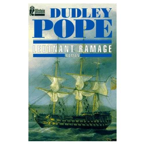 Dudley Pope - Leutnant Ramage. - Preis vom 06.05.2021 04:54:26 h