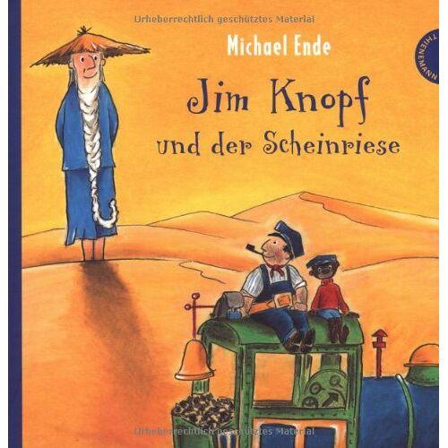 Michael Ende - Jim Knopf: Jim Knopf und der Scheinriese - Preis vom 07.05.2021 04:52:30 h