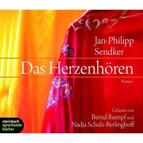 Jan-Philipp Sendker - Das Herzenhören. Roman. 5 CDs - Preis vom 21.04.2021 04:48:01 h