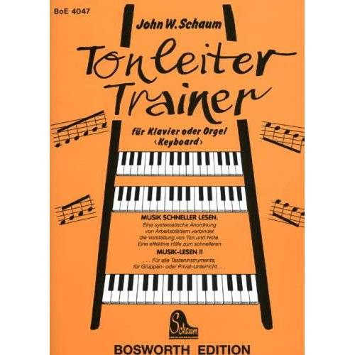 - Tonleitertrainer. Klavier - Preis vom 18.04.2021 04:52:10 h